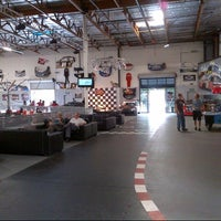 Photo taken at K1 Speed Carlsbad by Courtney M. on 10/6/2012