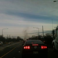 Photo taken at Route 59 by Michelle D. on 11/26/2012