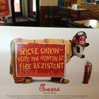 Photo taken at Chick-fil-A by Gabe B. on 3/30/2013