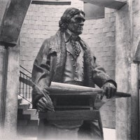 Photo taken at USMA Library by Joe C. on 3/8/2013