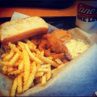 Photo taken at Raising Cane's Chicken Fingers by Fiona H. on 9/28/2013
