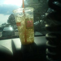 Photo taken at Dunkin Donuts by Kate C. on 6/4/2013