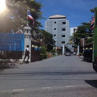 Photo taken at Siam University by Pm M. on 10/5/2012
