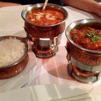 Photo taken at Indian Restaurant Shanti by Eva V. on 7/24/2014