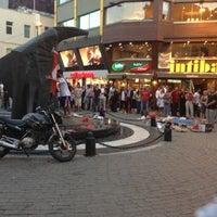 Photo taken at Beşiktaş by Petek on 6/18/2013