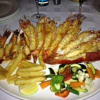 Photo taken at Baia Seafood Restaurant by Cedric F. on 2/11/2013