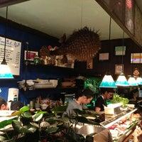 Photo taken at Ryoko's Japanese Restaurant & Bar by Ampelio C. on 3/30/2013