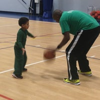 Photo taken at Beech Woods Recreation Center by Jessica J. on 1/18/2014
