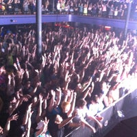 Photo taken at Roseland Theater by DJTJ on 4/10/2013