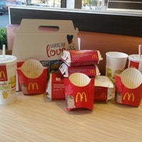 Photo taken at McDonald's by Curtis S. on 3/14/2014