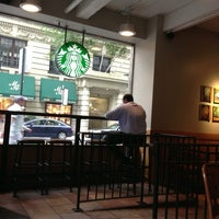 Photo taken at Starbucks by Thomas on 8/18/2013