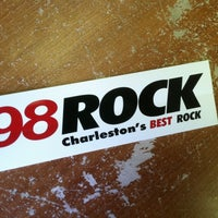 Photo taken at My 98 Rock by Ashley C. on 11/7/2012