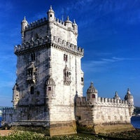 Photo taken at Belém Tower by Александр <С> Г. on 6/7/2013