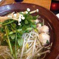 Photo taken at 복진면 by Tofu on 1/24/2013