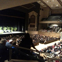 Photo taken at Township Auditorium by William D. on 11/13/2012
