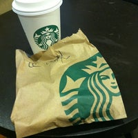 Photo taken at Starbucks by Crystal F. on 1/21/2013