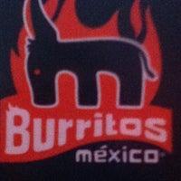 Photo taken at Burritos México by Raul A. on 1/24/2013