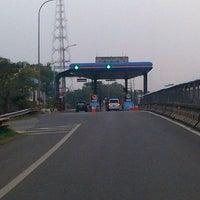 Photo taken at Jalan Tol Jagorawi by Paulus T. on 9/23/2012