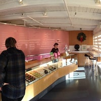 Photo taken at Kara's Cupcakes by Andrew Thomas C. on 12/18/2012