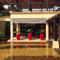 Photo taken at Magic Resort Koh Chang by Liubov Y. on 4/17/2015