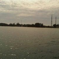 Photo taken at Pulau Pramuka by Deokta M A. on 5/18/2013