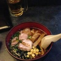 Photo taken at Ramen Club by Satoshi N. on 9/7/2013