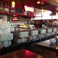 Photo taken at Pann's Restaurant & Coffee Shop by Satoshi N. on 5/14/2013
