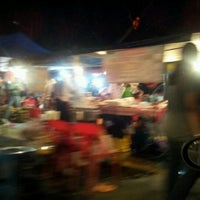 Photo taken at Pasar Malam Jalan Kuching by comelmontel on 11/22/2012