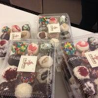 Photo taken at Crumbs Bake Shop by Destene K. on 10/24/2012