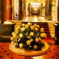 Photo taken at Belmond Grand Hotel Europe by 💗Victoria💗Angel💗 G. on 4/25/2013