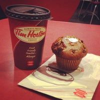 Photo taken at Tim Hortons by shawn e. on 10/7/2013