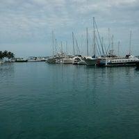 Photo taken at Sutera Harbour Resort by Radionar on 7/22/2013