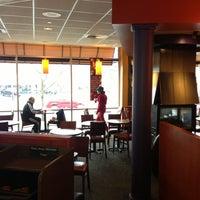 Photo taken at Saint Louis Bread Co. by Greg C. on 1/28/2013