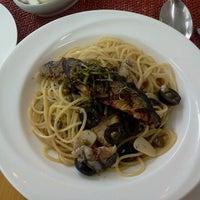 Photo taken at B_Kitchen by Monica B. on 10/9/2012