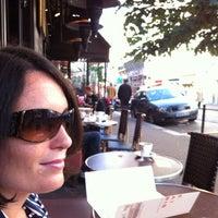 Photo taken at Le Vrai Paris by Aukje D. on 10/22/2012