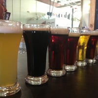 Photo taken at Upslope Brewing Company by Michelle @. on 5/20/2013