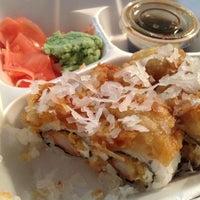 Photo taken at Yabi Sushi by Sabrina J. on 5/11/2013