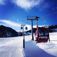 Photo taken at Aspen Mountain by Dan S. on 2/8/2013