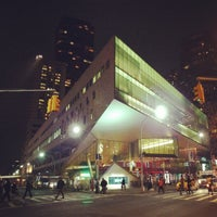 Photo taken at Alice Tully Hall at Lincoln Center by Eliane v. on 4/25/2013