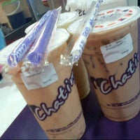 Photo taken at Chatime by Myra S. on 10/2/2012
