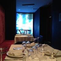 Photo taken at Restaurante Majuga by Bindu D. on 10/26/2012