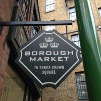 Photo taken at Borough Market by BolCat on 5/25/2013