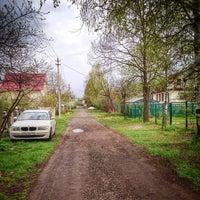 "Photo taken at СНТ ""Связист"" by Ksander on 5/6/2014"