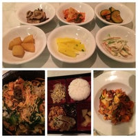 Photo taken at Riverside Korean Restaurant by Sandeep on 12/5/2015