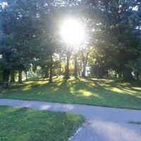 Photo taken at Arthur Von Briesen Park by jonathan l. on 8/15/2014