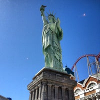Photo taken at Statue of Liberty by Shawna D. on 3/6/2013
