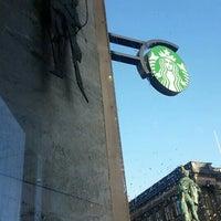 Photo taken at Starbucks by Senay on 11/16/2015
