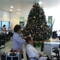 Photo taken at Ken Hair Studio by Jose Alfredo G. on 12/5/2012