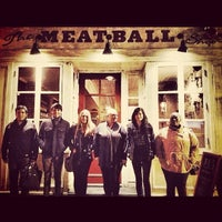 Photo taken at The Meatball Shop by Patrick P. on 11/15/2012