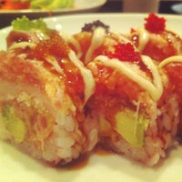 Photo taken at Nobori Sushi by David A. on 10/20/2012